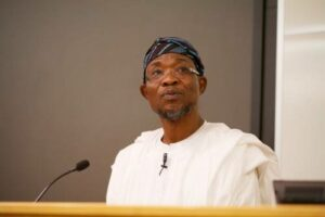 Read more about the article Osun All Progressives Congress' Crisis Worsens As Party Drags Seven Rauf Aregbesola's Allies To Court