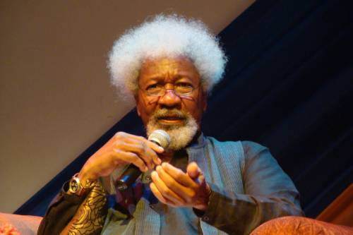 Read more about the article Release Sunday Igboho To Continue His Journey – Soyinka Tells Benin Republic