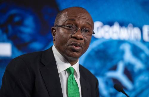 Read more about the article Opposition Party Calls For Resignation, Probe of Nigeria's Central Bank Governor, Emefiele Over Massive Looting Allegations