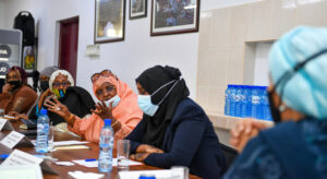 Read more about the article In Somalia, Deputy UN chief encourages progress on women's political participation, and peaceful elections |
