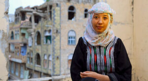 Read more about the article FROM THE FIELD: Women owning the peace |
