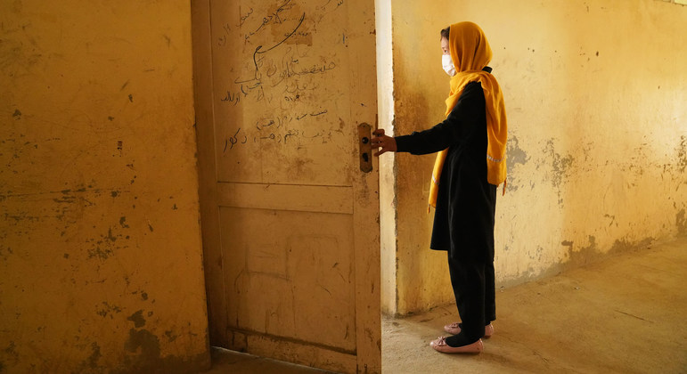 Read more about the article Afghanistan: 'Palpable' fear of 'brutal and systemic repression' of women grows |