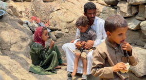 Read more about the article Millions in Yemen 'a step away from starvation'  