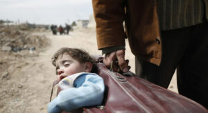 Read more about the article Syria: 10 years of war has left at least 350,000 dead