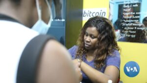 Read more about the article Report: Kenya Leads Globally in P2P Cryptocurrency Trading | Voice of America