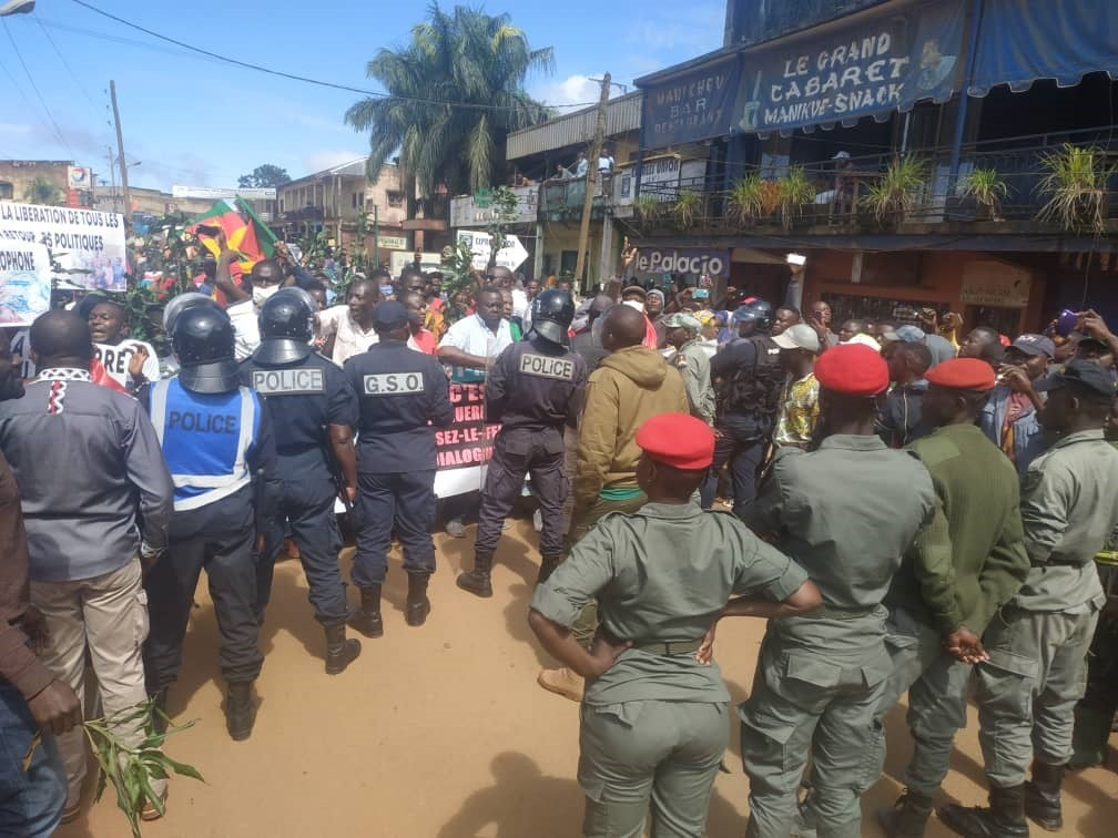 Read more about the article Cameroon: Repression Marks Crackdown Anniversary