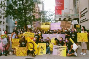 Read more about the article Protest Demands End to Harmful Surgeries on Intersex Children