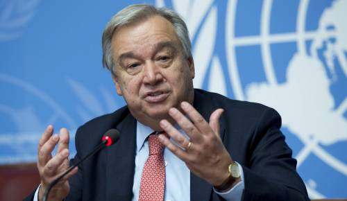 Read more about the article Use Your Position To Stabilise West Africa – UN Secretary-General Tells Buhari