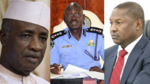 Read more about the article EXCLUSIVE: Nigeria's Attorney-General Malami, Ex-Sokoto Governor Move To Quash Probe Of Former Police Inspector-General, Others Involved In Police Equipment Fraud