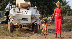 Read more about the article Central African Republic: UN peacekeeper killed; Mission deplores 'heinous act'