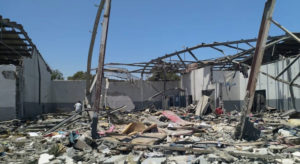 Read more about the article UN-brokered Libya talks show 'seriousness', reach draft ceasefire deal