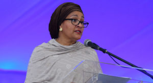 Read more about the article 'Africa has both the energy and the determination' to make sustainable development happen, says UN deputy chief