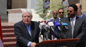 Read more about the article Yemen: UN envoy calls for 'immediate and unconditional' freeze on military activities