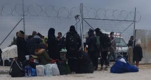 Read more about the article Greece: Nearly 2,000 New Arrivals Detained in Overcrowded, Mainland Camps