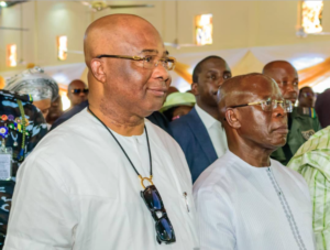 Read more about the article Plans To Unseat Oshiomhole Will Fail, Says Gov. Uzodinma