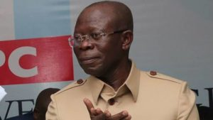 Read more about the article Oshiomhole Pleads For Forgiveness As APC Asks Members To Withdraw Court Cases
