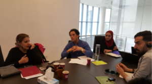 Read more about the article From Edmonton to Amman: A mission to exchange knowledge and shed light on human rights issues