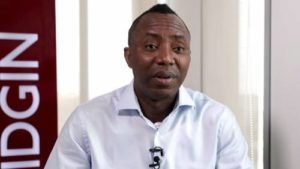 Read more about the article BREAKING: Sowore Raises The Alarm Over Plot By Buhari's Regime To Re-arrest Him After SaharaReporters Exposed Coronavirus In Aso Villa