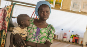 Read more about the article Nigeria: UN and partners acting to avert coronavirus spread in displacement camps