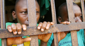 Read more about the article Detained children at 'grave risk' of contracting COVID-19 – UNICEF chief