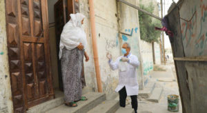 Read more about the article Common coronavirus enemy, forges some Palestine-Israel cooperation, but West Bank annexation looms