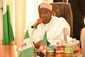 Read more about the article Kano Governor, Ganduje, Seeks N15bn From Nigerian Government To Contain Spread Of Coronavirus