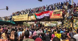Read more about the article Sudan: A Year On, Justice Needed for Crackdowns