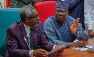 Read more about the article Lawan, Gbajabiamila Fault Social Investment Programme Implementation, Want Scheme Backed By Law
