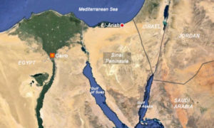 Read more about the article Spokesman: 10 Egyptian Army Members Killed or Wounded in Bomb Attack | Voice of America