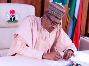 Read more about the article BREAKING: Buhari Writes CJN Over Decongestion Of Prisons Amid COVID-19 Pandemic