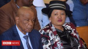 Read more about the article Thomas Thabane: Lesotho's PM sends army into streets