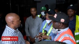 Read more about the article Coronavirus in Lagos: Enforcing lockdown in Africa's biggest city