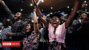 Read more about the article Coronavirus: Nigeria's mega churches adjust to empty auditoriums