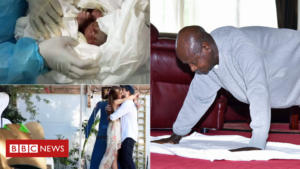 Read more about the article Push-ups to fake guests: Curious African coronavirus moments