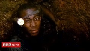 Read more about the article Gold mining in Ghana: Going underground with a child miner