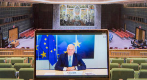 Read more about the article Security Council: Paralysis and 'political infighting' must end, to boost COVID-19 fight: EU foreign affairs chief |
