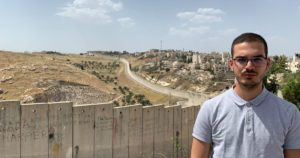 Read more about the article Amnesty International Staffer Challenges Israel's Travel Ban