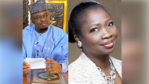 Read more about the article My Boss'll Not Shake Hands With Any Woman He Isn't Married To, Nigeria's Communications Minister's Aide Tells Abike Dabiri-Erewa As Crisis Continues