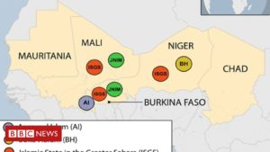 Read more about the article Africa's Sahel becomes latest al-Qaeda-IS battleground