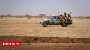 Read more about the article Burkina Faso: Twelve terror suspects 'found dead in their cells'