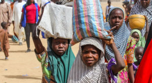 Read more about the article Conflict-hit Nigerian families living under COVID-19 lockdowns, on 'life-support' |
