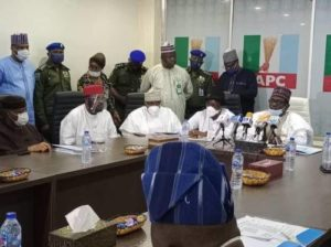 Read more about the article APC Moves To Reconcile Aggrieved Members As Giadom Asks Oshiomhole, Dissolved NWC Members To Learn From Mistakes