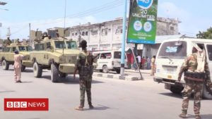Read more about the article Somali soldiers end protest over unpaid salaries