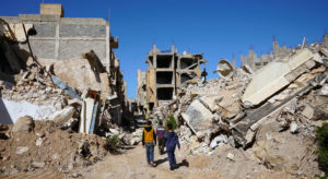 Read more about the article Put peace in Libya first, UN chief urges summit on war-shattered nation |