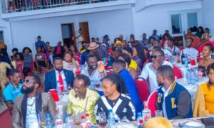 Read more about the article Stripping Movie premiere: Historic crowd attend movie launch