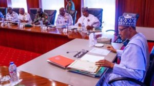 Read more about the article BREAKING: Removal Of Service Chiefs Can Only Be Done By Buhari, Presidency Replies Senate
