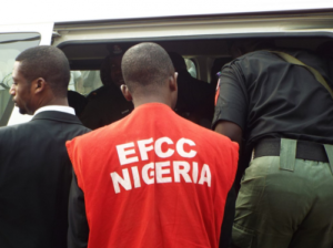 Read more about the article Magu's Probe: EFCC Officials Get Suspension Letters