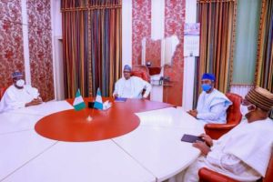 Read more about the article Don't Disrespect National Assembly, President Buhari Tells Members Of Executive