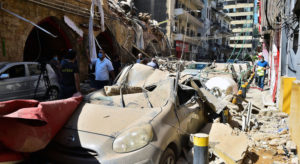 Read more about the article Beirut blast: Here's how you can help the UN aid Lebanon's recovery |