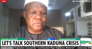 Read more about the article Mailafia Desperate To Breach Peace Of Nigeria, Says DSS